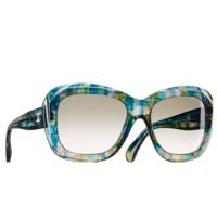 香奈儿Chanel 超大号方框树脂太阳眼镜