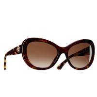 香奈儿Chanel 猫眼形太阳眼镜