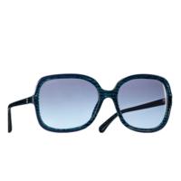 香奈儿Chanel 椭圆形独家名贵树脂太阳眼镜