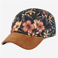 Y-3 花朵提花露营帽