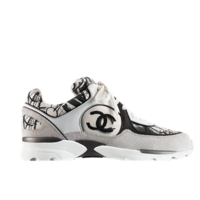 香奈儿Chanel 小牛皮运动鞋