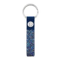 施华洛世奇 Glam Rock Blue 钥匙扣
