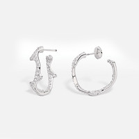迪奥Dior BOIS DE ROSE小号耳环
