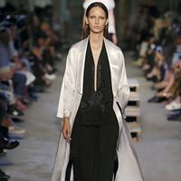 纪梵希Givenchy 复古印花图案贡缎提花上衣