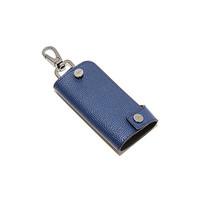 菲拉格慕 纹理牛皮钥匙包