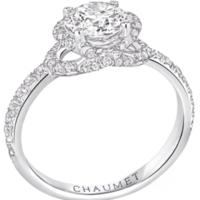 尚美(Chaumet)缘系一生钻石戒指