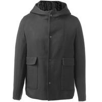 巴黎世家 男士羊毛短款夹克