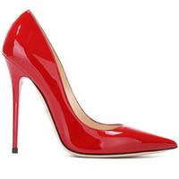 Jimmy Choo 女士皮质高跟鞋