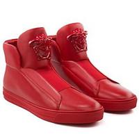 范思哲Versace 女神头像运动鞋