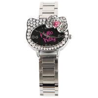 Hello Kitty 经典镶钻女士手表