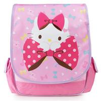 Hello Kitty 圆点蝴蝶结背包