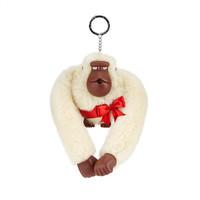 凯浦林Kipling 猴子俱乐部红色腰带猴子吊饰