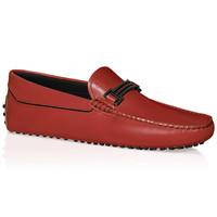 Tod's 精选磨毛牛皮豆豆鞋