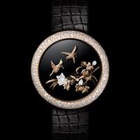 香奈儿Chanel  东方屏风表盘腕表