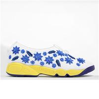 迪奥Dior 白色高科技面料跑鞋