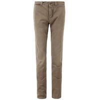 拉夫·劳伦(Ralph Lauren)男士纯棉简洁休闲长裤
