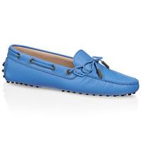 Tod's 牛皮鞋面豆豆鞋