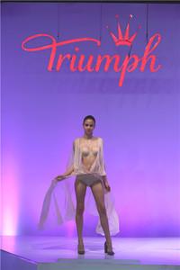 """黛安芬推出""""轻丰系列""""  一款真正会呼吸的内衣"""