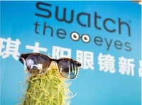 ˹�����״��Ƴ�SWATCH THE EYES̫���۾�