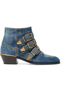 反季逆袭 热天穿靴才是真时髦