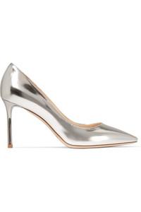 摩登女利器 镜面金属鞋时髦Chic
