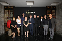 卡地亚鼎力支持中国电影事业