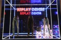 致敬经典 肆意未来 Replay 2016秋冬系列 新品发布会