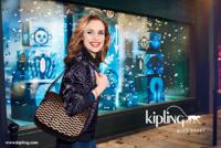 2016冬季早春新品发布 缤纷圣诞,Kipling用快乐包围你