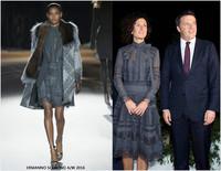 走进时装王国意大利第一夫人的浪漫衣橱