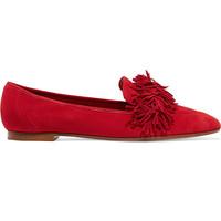 换上一双雅气的小红鞋,踩完圣诞踩新年啦!
