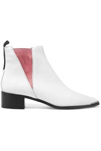 ACNE STUDIOS Jensen 皮革踝靴
