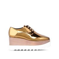 Stella McCartney Elyse楔跟鞋