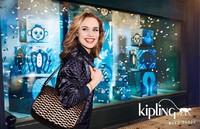 2016冬季早春新品发布  缤纷节日,Kipling把快乐围起来!