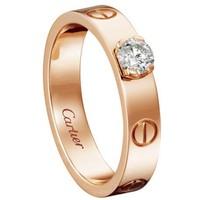 卡地亚Cartier 女士LOVE订婚钻戒