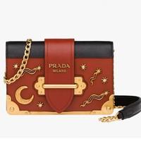 普拉达Prada cahier女士手袋