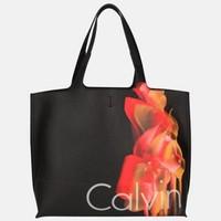 Calvin Klein 女士两面背休闲背提包