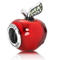 Pandora 白雪公主苹果串饰