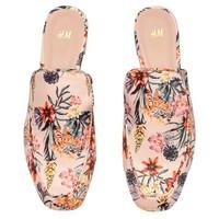 H&M 女士懒人乐福鞋