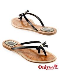 2009夏DIOR15款新品凉鞋亮相