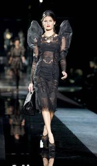 Dolce&Gabbana 09/10秋冬女装