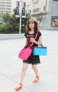 Gucci总监抓拍上海街头时尚