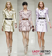 Burberry 2010春夏振奋人心的4大时尚看点