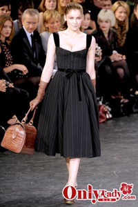 巴黎时装周之Louis Vuitton 2010秋冬系列