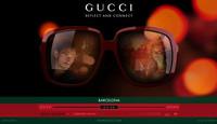 GUCCI推出全新「EYEWEB」太阳眼镜系列