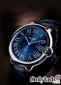 宇宙的奥妙 卡地亚蓝气球系列超薄腕表