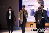 2012马克华菲国际时尚男装秋冬发布会