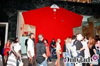 LACOSTE庆祝第五大街旗舰店开幕及摩登不夜城