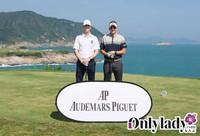 品牌大使伊恩-保尔特亲临爱彼香港高尔夫球日