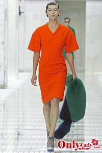Prada 2011春夏 米兰时装周