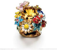 Dior高级珠宝 童话仙境般的鸟语花香